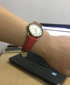 thay dây da đồng hồ nữ