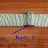 cách thay dây mesh cho đồng hồ b3