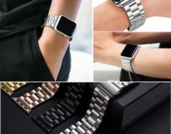 dây kim loại cho apple watch bạc tại hồ chí minh