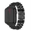 Dây đồng hồ, thay dây đồng hồ xích màu đen cho apple watch