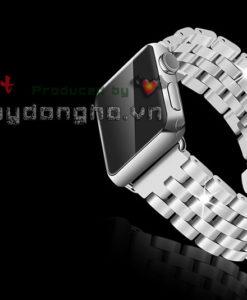 Dây đồng hồ mới cho applewatch, dây đồng hồ kim loại cho applewtch tại hcm