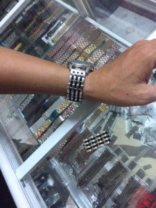 dây đồng hồ thay cho đồng hồ casio