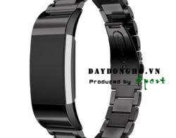 Dây đồng hồ kim loại fitbit charge 2 rẻ đẹp