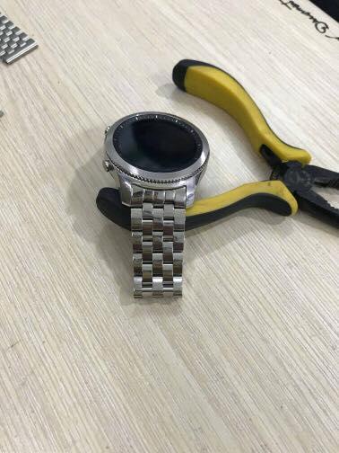dây đồng hồ mẫu 2 cho đồng hồ gear s3 classsic