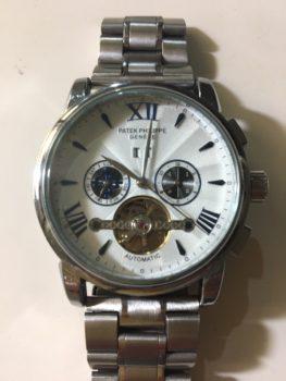 dây kim loại đồng hồ nam 3