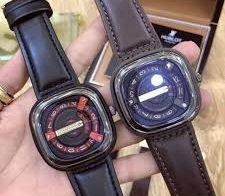 dây đồng hồ sevenfriday màu đen