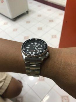 dây kim loại đồng hồ 1