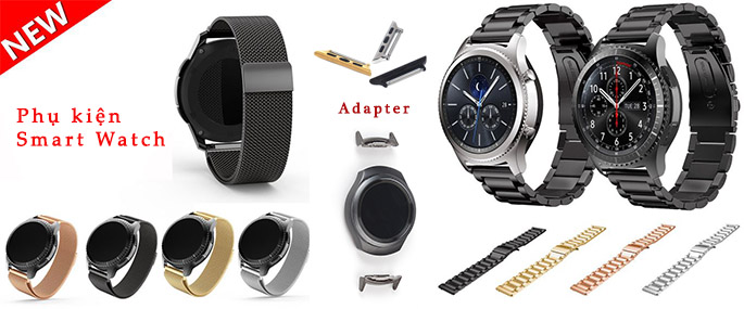 Phụ Kiện Smart Watch
