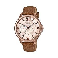 Đồng hồ casio SHE-3056PGL-7AUDF