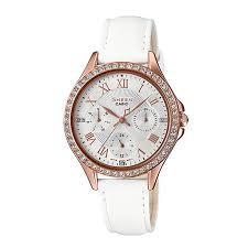 Đồng hồ casio SHE-3062PGL-7AUDF
