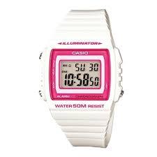 Đồng hồ casio W-215H-7A2VDF
