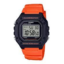 Đồng hồ casio W-218H-4B2VDF