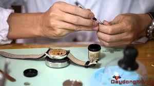 sửa chữa đồng hồ uy tín