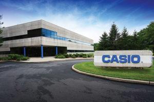 Nhà máy Sản xuất của Casio